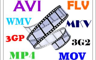 Конвертировать видео онлайн бесплатно более 100 мб
