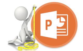 Как изменить формат в powerpoint