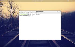 Linux сброс пароля пользователя
