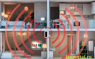 Как повысить сигнал wifi