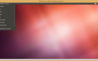 Удаленный доступ linux gui