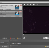 Соединение двух видео в одно онлайн