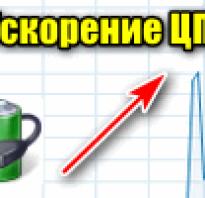 Оптимизация процессора amd