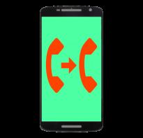 Как настроить переадресацию на смартфоне