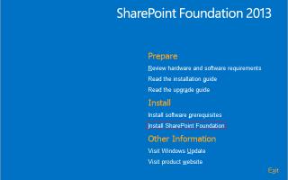 Установка и настройка sharepoint 2020