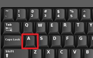 Выделить все в word сочетание клавиш