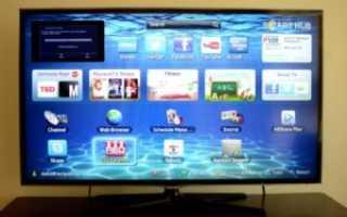 Телевизор самсунг не находит wifi