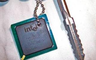 Как заменить чип на видеокарте