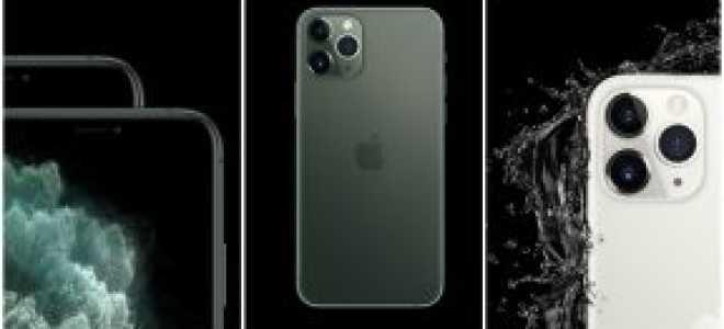 5 особенностей новых iPhone 11