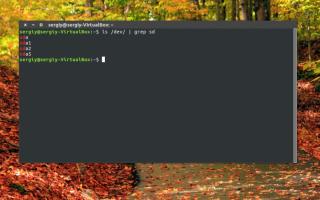 Подключить диск linux