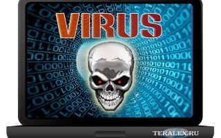 Примеры безвредных вирусов