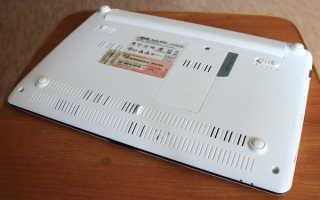 Установка ssd в старый ноутбук