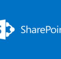 Разработка сайта sharepoint