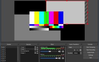 Как записывать видео с обс